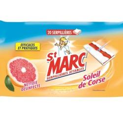 ST MARC SERPILLERES X20 DESINFECT. SOLEIL DE CORSE