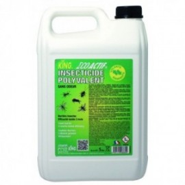 BARRAGE INSECTE 5L KING ECO ACTIF