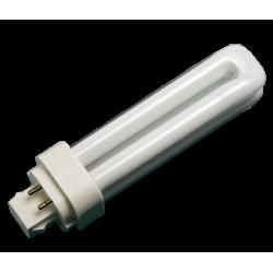 LAMPE FLUO ECO D/E 26W G24Q3 4 BROCHES