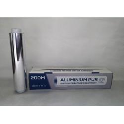 ALUMINIUM 200MX0,45 BOITE DISTRIBUT