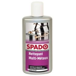 NETTOYANT MULTI METAUX 250ML SPADO
