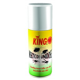 INSECTICIDE ONE SHOT UNIDOSE 150ML KING