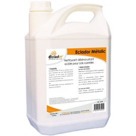 EMULSION METALLISEE 5L 0237 ECLADOR PROTECTION SOL