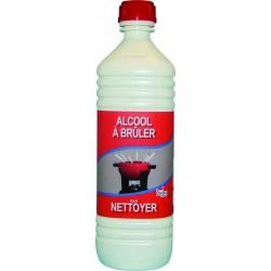 ALCOOL A BRULER 90° 1L
