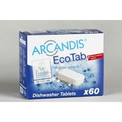ARCANDIS TAB ECOLABEL X60 TABLETTES VAISSELLE