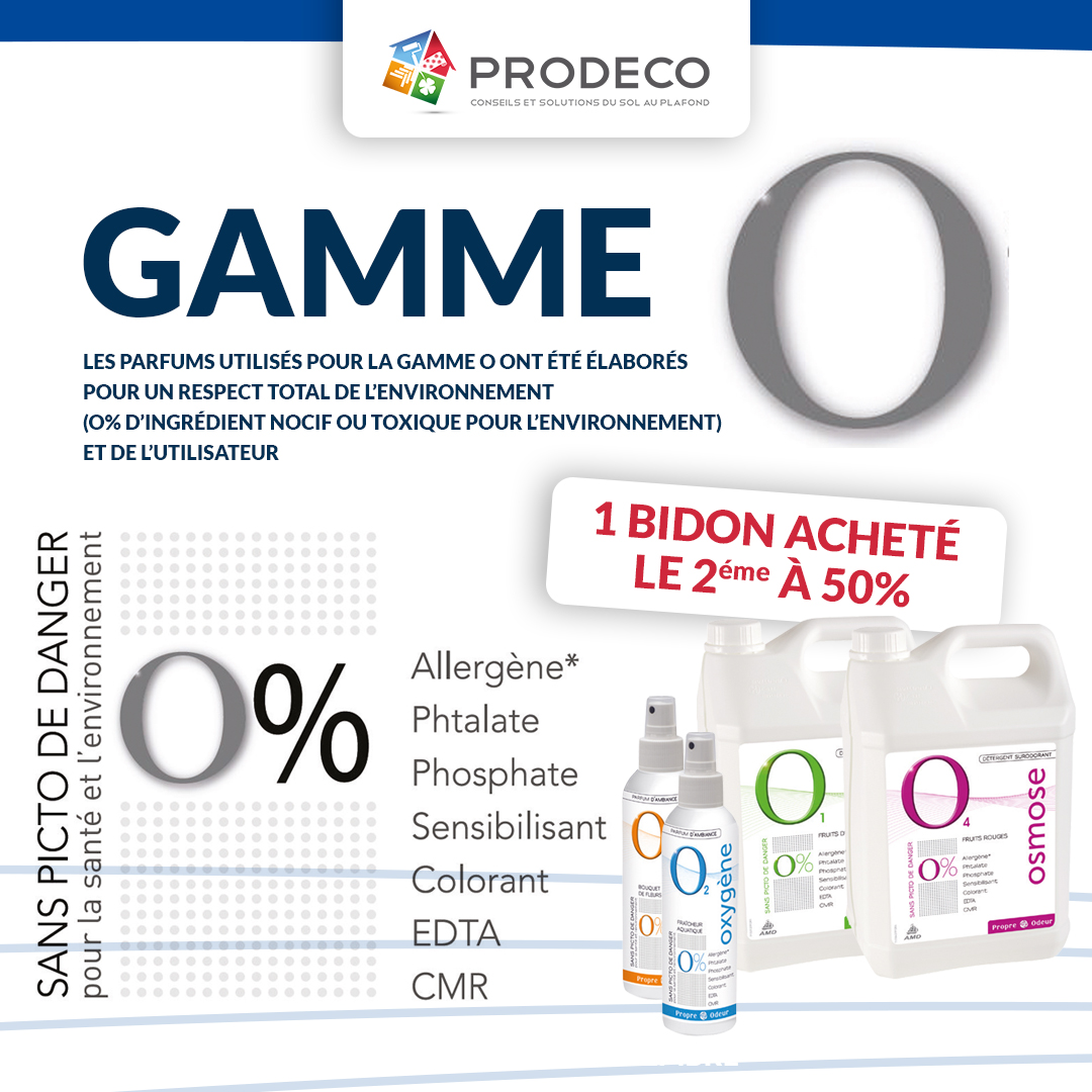 Promotion Gamme O